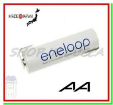 "Eneloop Batterie Pile Ricaricabili STILO AA 1900/2000mAh Lamelle Saldare ""Z"""