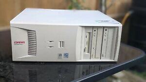 Compaq Deskpro EP/SB Series 650Mhz Pentium III 64MB ram Matrox Tested to bios