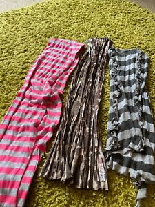 3 Girls Scarves From Next