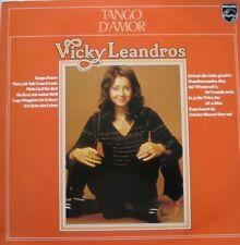 VICKY LEANDROS - TANGO D'AMOR -  LP