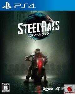 Steel rats PS4 3goo Sony Playstation 4 From Japan
