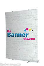 EXTRA WIDE 2M / 200CM ROLLER BANNER PULL / ROLL / POP UP STAND