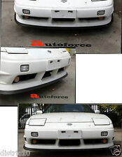 FRONT BUMPER ADD ON SPOILER LIP FOR NISSAN/PULSAR/N13/N14/N15/N16/RNN14/SSS/GTiR