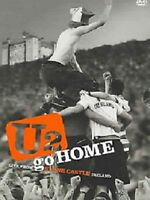 U2: Go Home Live from Slane Castle (DVD, 2003)  Usually ships within 12 hours!!!