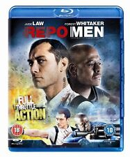 Repo Men (Blu-ray, 2010)  Brand new and sealed