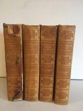 The Works of Edgar Allan Poe ~ Edition De Luxe ~ 4 Volume Set ~ c. 1900