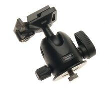 Manfrotto 496RC2 Compact Tripod Ball Head with RC2 Quick Release (A)