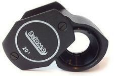 "BelOMO 20x Quadruplet Loupe Magnifier. 17.5mm (.5"") Brand. Jewelry Instrument"