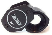 "BelOMO 20x Quadruplet Loupe Magnifier. 17.5mm (.5"") Brand. Jewelry Instrument"