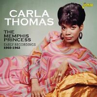 CARLA THOMAS - THE MEMPHIS PRINCESS - EARLY RECORDINGS 1960 - 1962  CD NEU