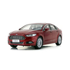 ORIGINAL MODEL 1:18 FORD MENDEO 2013,American Fusion,RED