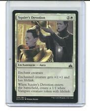 Squire's Devotion - Foil - Rivals of Ixalan - Magic the Gathering