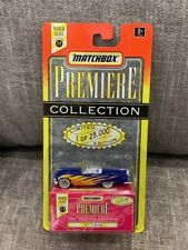 Matchbox Premiere Collection '57 T-Bird Hot Rod Collection #34314 Classic Xx