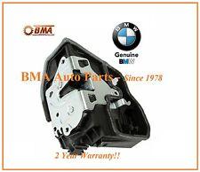 GENUINE BMW FRONT LEFT DOOR LOCK ACTUATOR DOOR LOCK LATCH E90 E60 51217202143