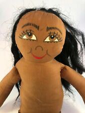 Tall Happy Black African American Ethnic Robinette Original Doll Natural Folk