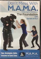 Self-Defense for Moms Don't Mess With M.A.M.A. DVD BRAND NEW FACTORY SEALED