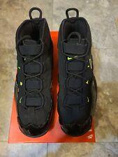 Nike Air Max Uptempo '95 Men's SZ 11 Black Volt CK0892 001. NO BOX TOP
