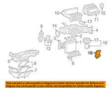 GM OEM Blower Motor-Resistor 15831065