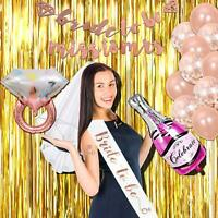 Bachelorette Party Decorations Kit / Bridal Shower Supplies / Photo Backdrop