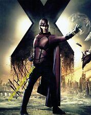 Michael Fassbender X Men Apocalypse Magneto Eric D Autograph UACC RD 96