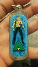Cool Collectible Houston Six Flags Astroworld Aquaman Key Chain