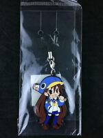 Makai Senki Disgaea Series Disgaea 4 Fuka Kazamatsuri Rubber Strap Key Chain New