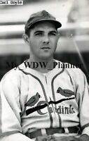 Vintage Photo 85 - St. Louis Cardinals - Carl Doyle