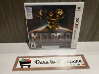 Metroid: Samus Returns (Nintendo 3DS, 2017) Brand New - Sealed