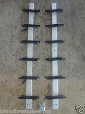 LOUVRE WINDOW ALUMINIUM FRAMES 860mm high AUSTRALIAN SELLER
