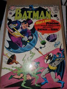 1967 DC Batman #190  Penguin 2nd Silver Age Appearance