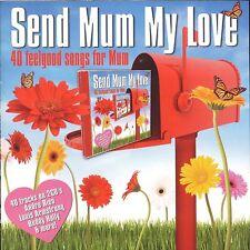 Send Mum My Love 2-disc CD NEW Marvin Gaye Minelli Ruffin Stewart Richie Childs