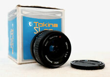 RMC TOKINA 28mm 2.8 Wide Angle Lens for M42 fit with caps