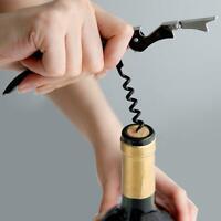 Stainless Steel Wine Opener Waiters Friend Cork Screw/Bottle Opener New