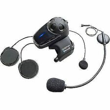Sena SMH10-11 Motorcycle Bluetooth Headset Intercom with Universal Microphone K