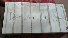 Rare Board Game Don't Drop the Soap limited edition number 654/ 3000 Gillius