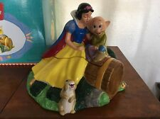 *MINT* Treasure Craft Snow White Cookie Jar
