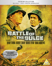 BLU-RAY BATTLE OF THE BULGE   PREMIUM EXCLUSIVE EDITION NEW SEALED UK STOCK