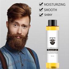 30ml Men's Organic Beard Oil Hair Loss Spray Beard Growth Oil Plant Extracts Hot