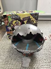 Teenage Mutant Ninja Turtles Technodrome En Caja