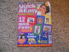 Quick & Easy Cross Stitch Issue 45