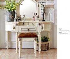 Konsolen Tisch Schminktische Sekretär Antik Klassischer Stil Schlaf Tische 802