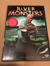 River Monsters Stagione 1 / Season 1 - Italian DVD Region 2 english / italian