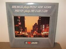 Brubeck Plays West Side Story . Andre Previn . Jazz . LP