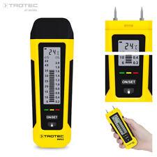 TROTEC BM22 Feuchtemesser Feuchtigkeitsmessgerät Holzfeuchte Feuchtemessgerät