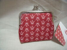 Japanese style Coin purse ( folded paper crane design) from Japan free shipping