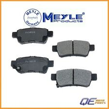 HONDA BRAKE PADS REAR SEMI METALLIC Odyssey 2011-14 Pilot 2009-11 Rear Brakes