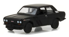 1968 Datsun 510 [Greenlight 27950A] Black Bandit Series 19, 1:64 Die Cast