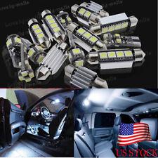 21X LED Light Interior Package Kit Bulb For 1999-2005 VW MK4 Golf GTI Jetta USA