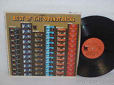 Best Of The Soundtracks BIKERS Wild Angels,Devil's,Psych-Out Tower ST 5148 1969