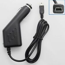 TOM TOM IN CAR CHARGER MINI USB GO LIVE RIDER XL XXL ONE SERIES Sat Nav v2 v3 UK